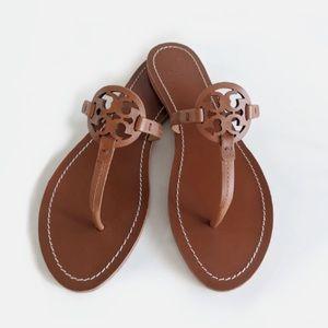 NIB Tory Burch Mini Miller Gabriel Thong Sandals